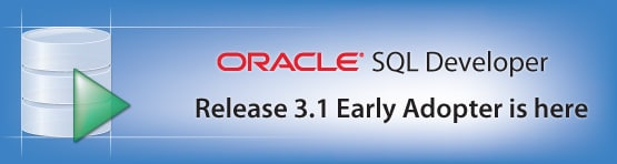Oracle SQL Developer 3.1