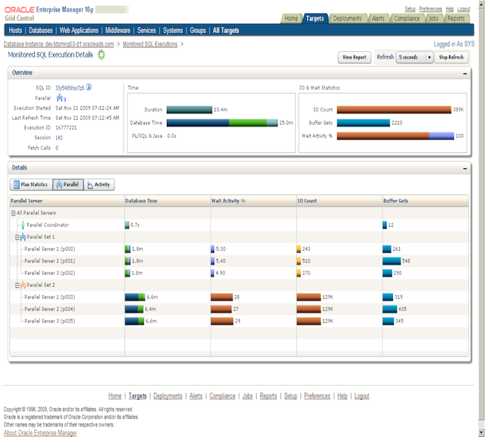 Overview of Oracle Enterprise Manager Management Packs