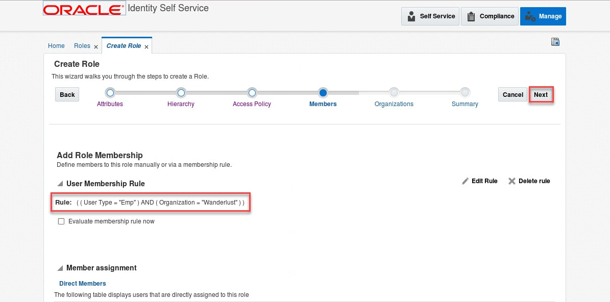Oracle Identity Cloud Service: Multitenant Provisioning, FedSSO with