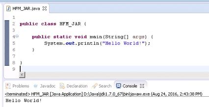 Integrating HFM 11.1.2.4 with ODI Metadata Knowledge Modules
