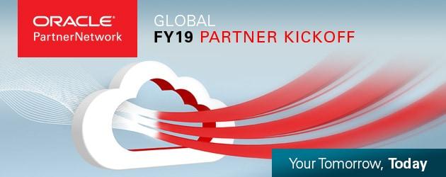 Oracle FY19 Partner KickOff