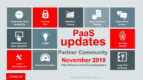 PaaS Partner YouTube Update