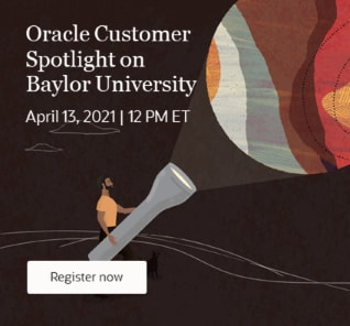 Oracle Customer Spotlight