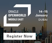 Oracle OpenWorld Middle East Dubai