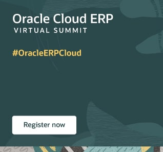 Oracle Cloud ERP Virtual Summit