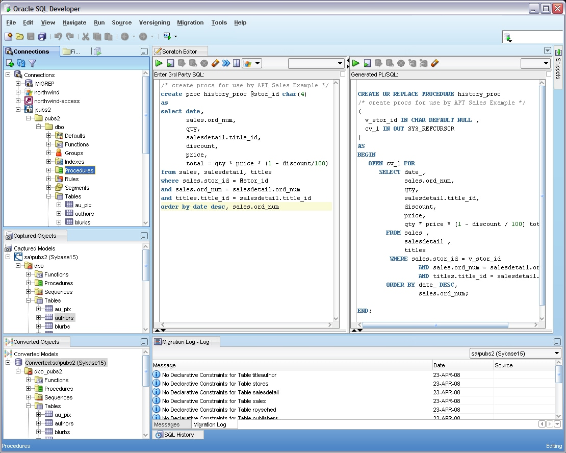 latest pl sql developer version