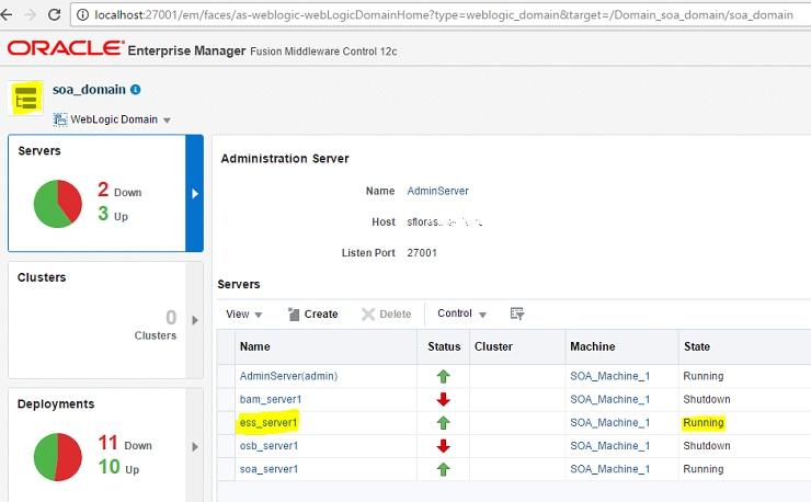 Enterprise Scheduler Service: Calendarizar un Servicio Web
