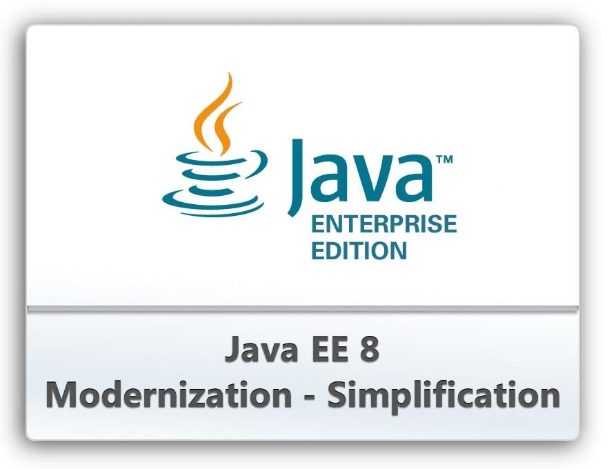 Java EE 8 Modernization