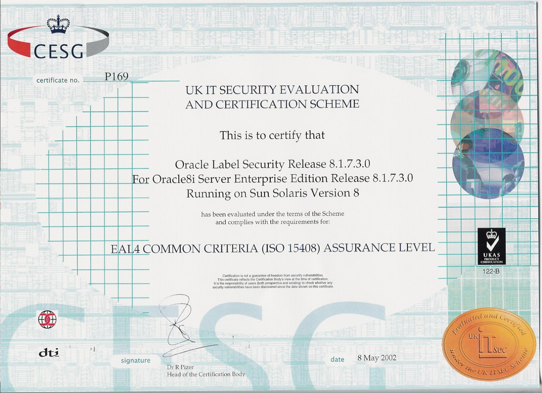 Cc evaluated security certification report 1betcityfo Image collections