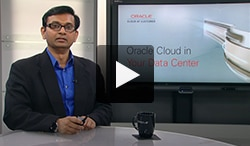 Oracle Cloud Infrastructure as a Service