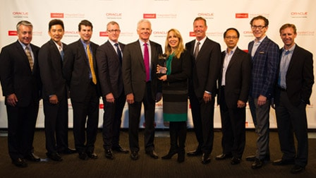 Cloud Transformation Global Partner of the Year