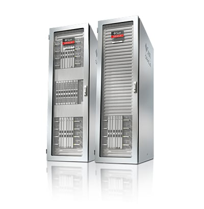 Oracle SPARC Servers high-end