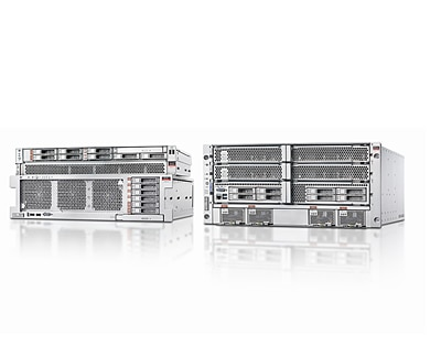 Oracle SPARC Servers midrange