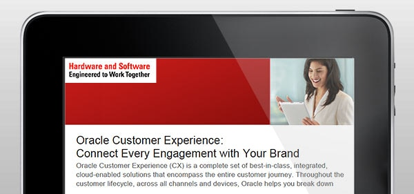 CRM Connects Every Engagement With Your Brand – Brief