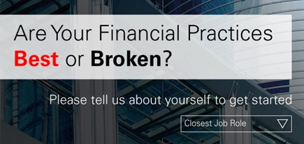 Assessment tool: Are Your Financial Practices Best or Broken?