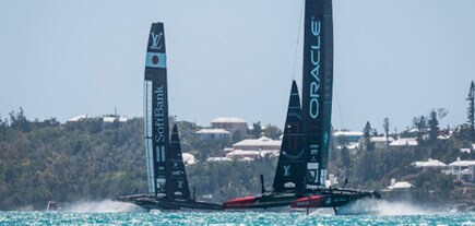 Who Will Win the Next America's Cup?