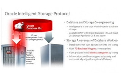 Программное обеспечение Oracle Intelligent Storage