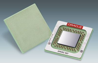 SPARC M7 processors and systems