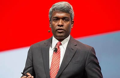 Thomas Kurian Biography