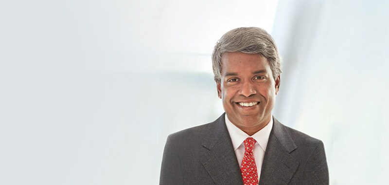 Thomas Kurian, President of Product Development bei Oracle, Quelle: https://www.oracle.com/corporate/executives/thomas-kurian.html