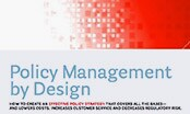 Policy Management by Design
