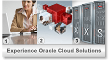 Experience Oracle Cloud Solutions
