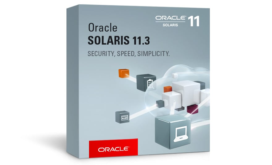 Oracle Solaris 11 box view