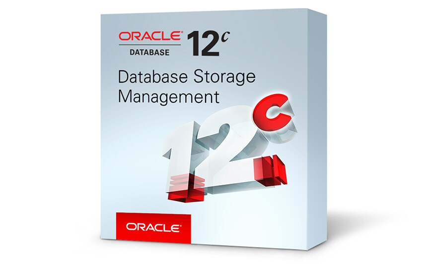 Oracle Database Storage Management