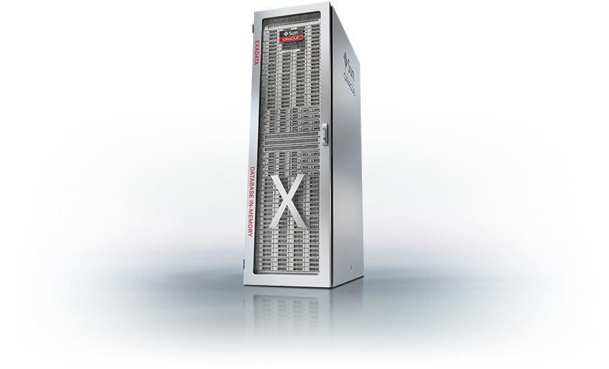 Oracle Exadata Database Machine X6-2
