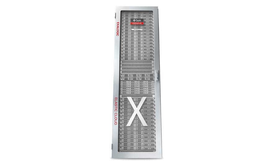 Oracle Exalogic Elastic Cloud slide 2