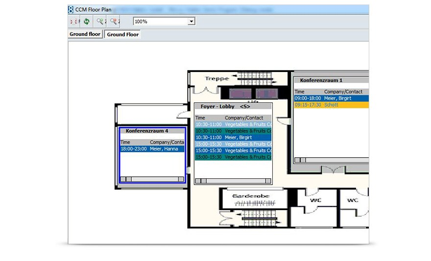 Suite8 Property Conference and Catering Screen Shot 1