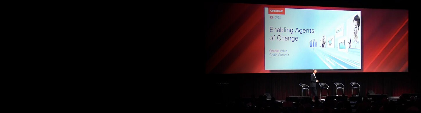 Oracle Value Chain Summit—2015 Highlights