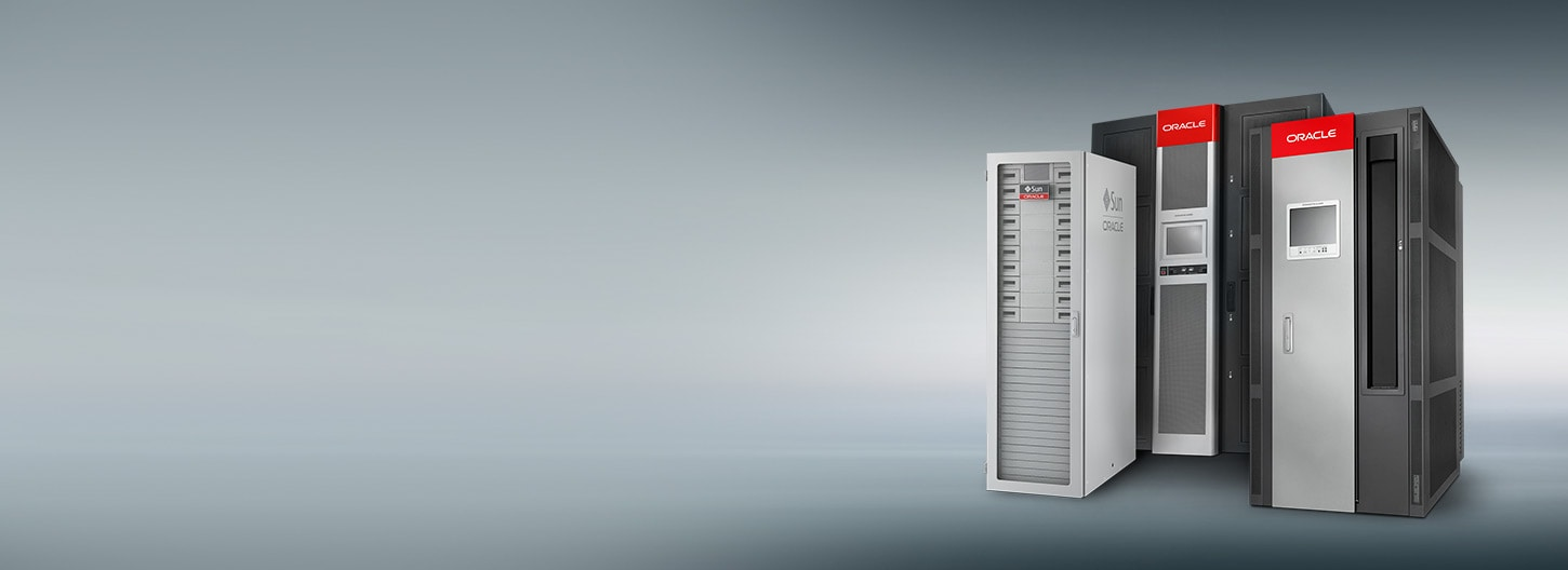 Oracle Tape Storage