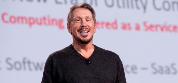 Larry Ellison's Marching Orders