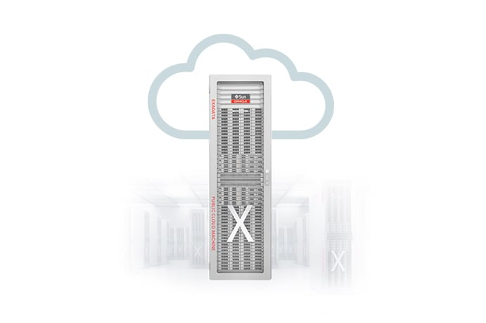 Exadata Cloud at Customer