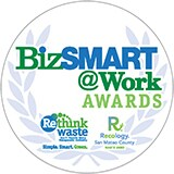 BizSMART@Work Gold Award for Recycling and Composting