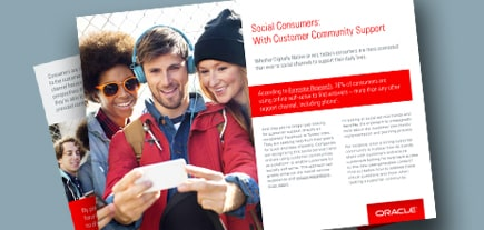 iPaper: Customer Community Support