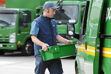 Irish Postal Service Expands Beyond Mail with The Cloud