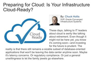 Are you Cloud-Ready
