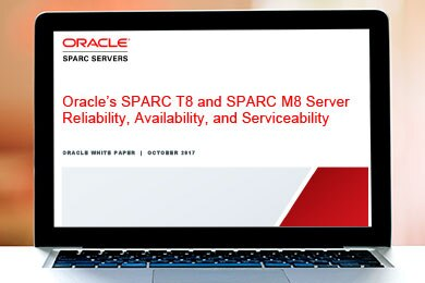 Achieve unprecedented RAS with SPARC M8 Servers