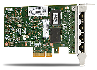 Sun Quad Port PCIe 2.0 Gigabit Ethernet Networking Cards