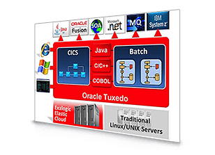 Oracle Tuxedo Application Runtime for CICS and Batch