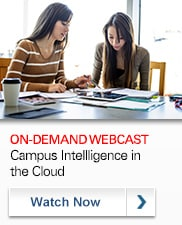 Live Webcast: Campus Intelligence in the Cloud