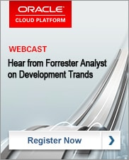 Webcast: Hear from Forrester Analyst on Development Trends