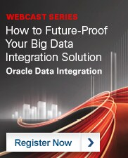 Webcast Series: How to Future-Proof Your Big Data Integration Solution