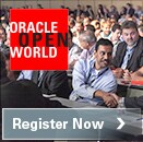 Oracle OpenWorl Register Now
