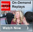 Oracle OpenWorld On-Demand Replays