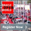 Oracle OpenWorld Registration