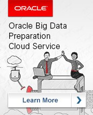 Forrester report: Oracle Big Data Preparation Cloud Service - Learn more