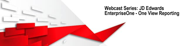 JD Edwards EnterpriseOne HSIM Webcast
